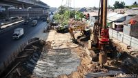 Lengkap! Ini Penyebab Proyek Kereta Cepat Jakarta-Bandung Disetop