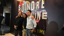 Suede Tambah Line Up Soundrenaline 2019