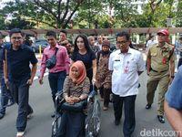 drg Romi yang Gagal Jadi PNS karena Disabilitas Mengadu ke Mendagri