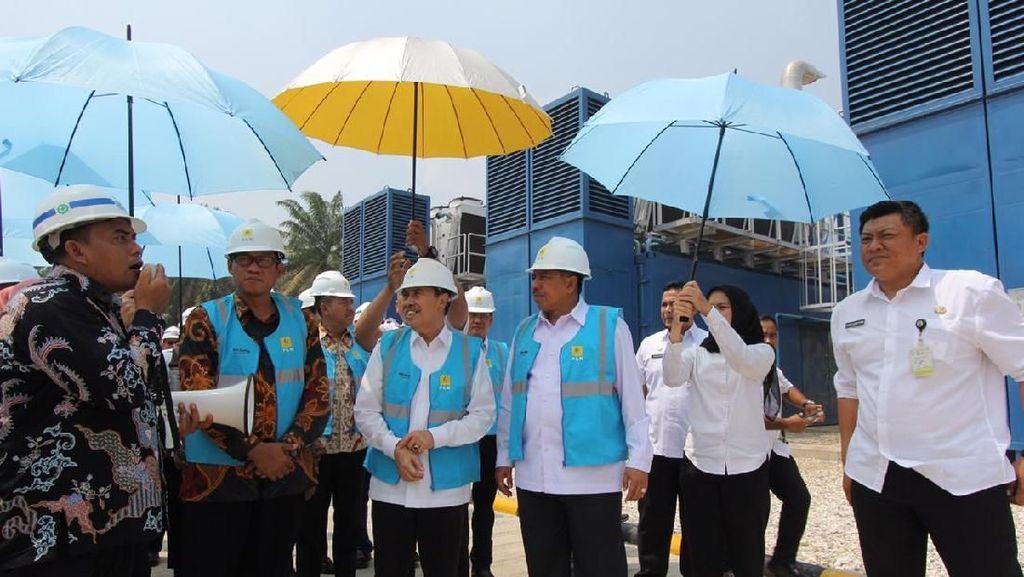 PLTMG 25 MW Beroperasi Bisa Kurangi Byar Pet Listrik di Siak