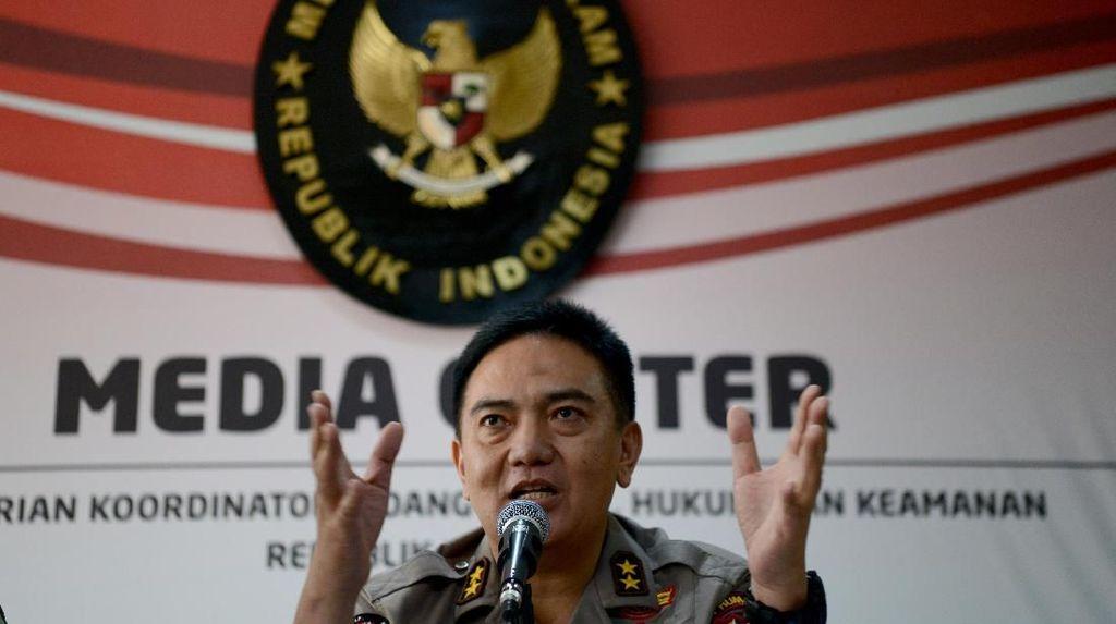 Polri: Total 4 Terduga Teroris Ditangkap di Aceh, 1 Perempuan