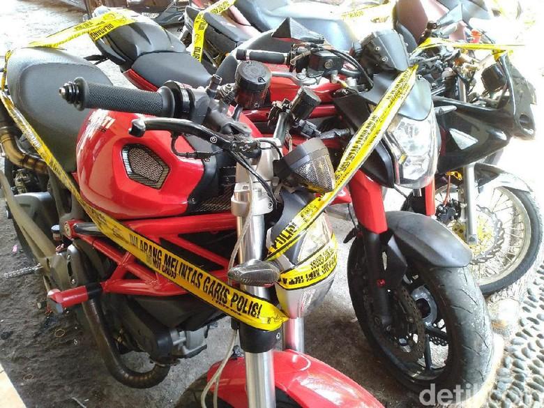 Komplotan Pencuri Moge Modus Pura-pura Beli Diringkus di Bogor