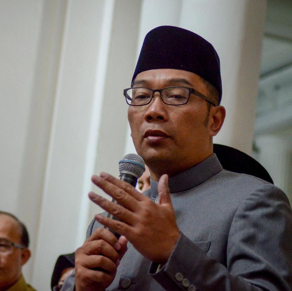 Tanggapi Rahmat Effendi Soal Bekasi Gabung Jakarta, RK: Belum Prioritas