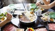 Tetap Ramai di Musim Panas, Restoran Hot Pot Ini Punya Trik yang Unik