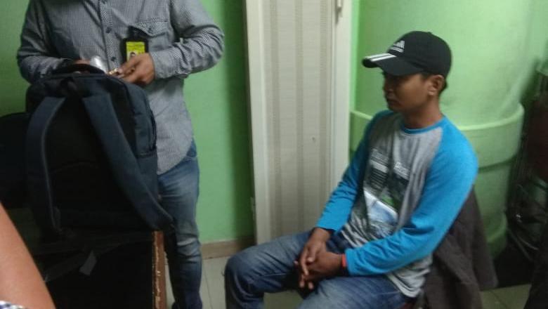 Sembunyikan Sabu di Anus, Andi Dibekuk di Bandara Palembang