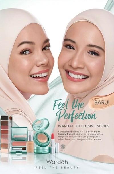 Wardah Luncurkan Koleksi Makeup Exclusive Series, Apa yang