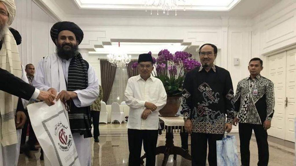 Mampukah Indonesia Jadi Mediator Taliban dan Pemerintah Afghanistan?