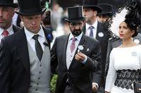 Putri Haya Kabur dari Suami, Ini Bodyguard yang Diisukan Jadi Selingkuhannya