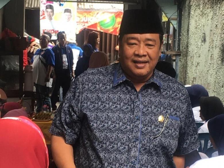 Bestari NasDem Bacakan Pantun untuk Anies di Paripurna DPRD DKI