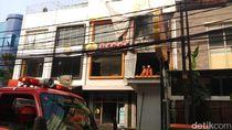Kebakaran Geprek Bensu Fatmawati Diduga Akibat Gas Bocor