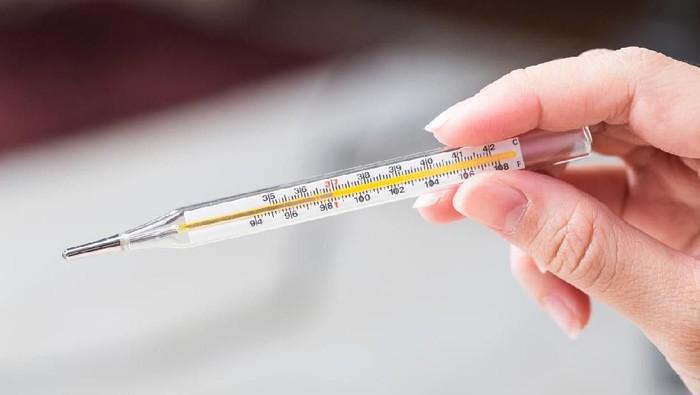 Ilustrasi termometer (Foto: iStock)