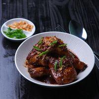 Resep ayam bakar kecap.