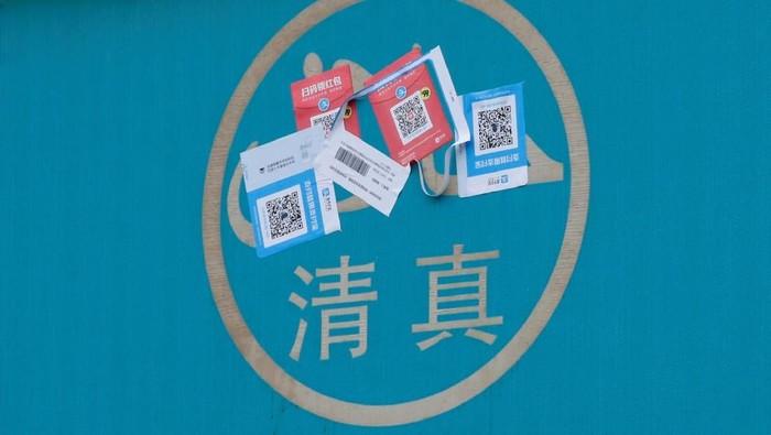 Penampakan Toko Di China Yang Hapus Logo Halal Foto 4