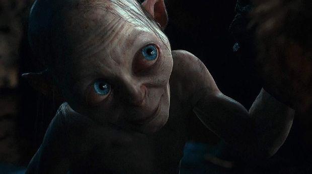 Aktor Motion Capture Andy Serkis Tiru Suara Kucing untuk Gollum