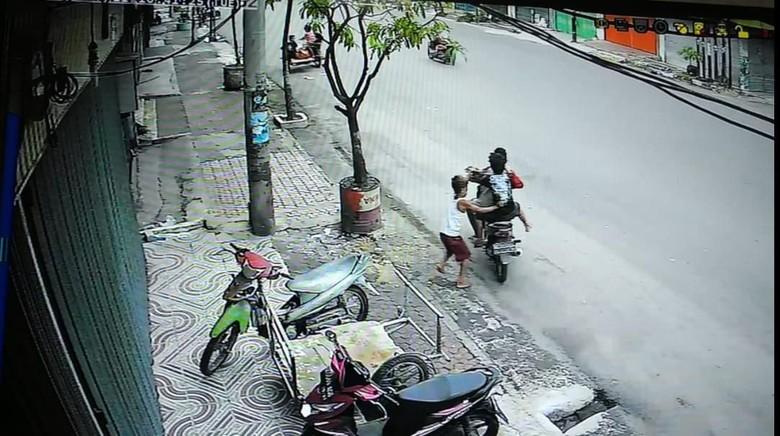 Komplotan Becak Hantu Kembali Dibekuk di Medan