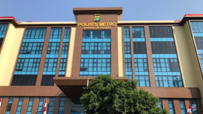 Polres Metro Jakarta Pusat