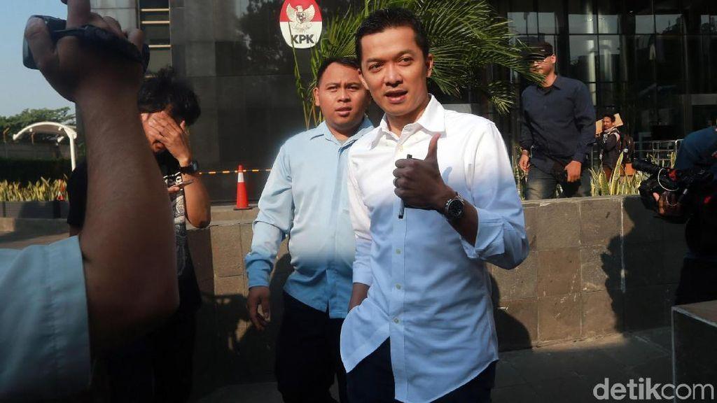 Sesmenpora Tahu Taufik Hidayat Dipanggil KPK dari Media