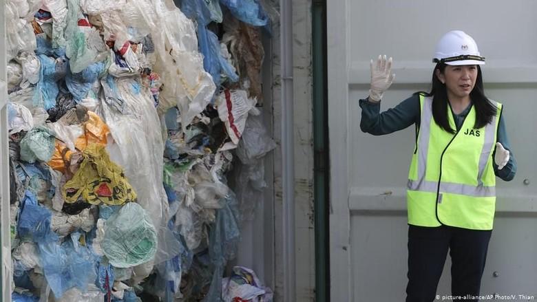 Asia Menolak Keras Jadi Tempat Pembuangan Sampah Negara Maju