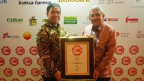 Pertamina Fastron Raih The Champion of Indonesia Original Brand 2019