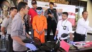 Polisi Tangkap Pasangan Pembuang Bayi di Bali