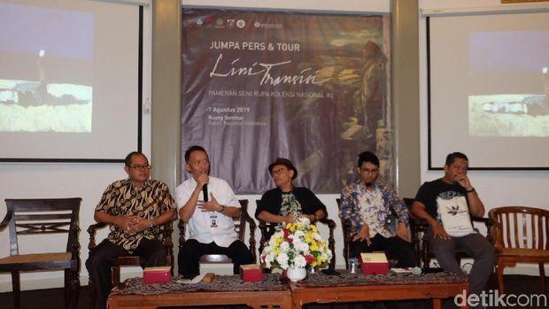 Misteri Lukisan S.Sudjojono Perdana Diperlihatkan ke Publik