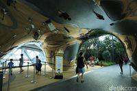 Canopy Park, Atraksi Wisata Terbaru di Jewel Changi