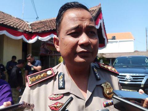 Kapolresta Denpasar Kombes Ruddi Setiawan.