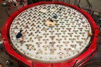 Pembangunan Teleskop Terbesar di Dunia Semakin Mendekati Selesai