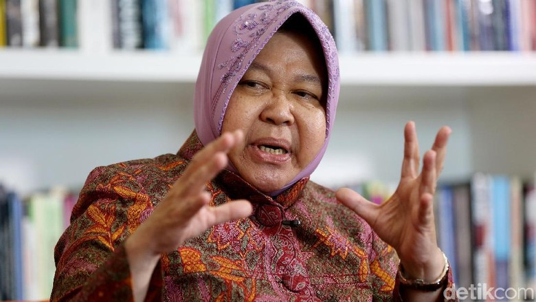 Risma Datangi Asrama Mahasiswa Papua di Surabaya Besok