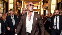 The Rock Makin Serius Jadi Presiden Amerika
