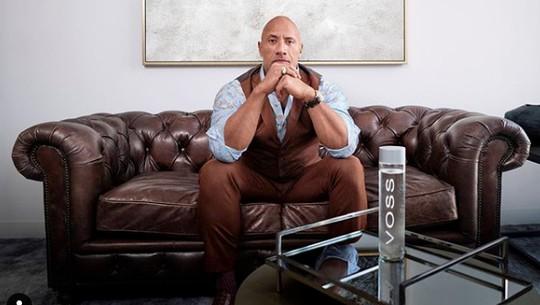 Dari 40 Dolar, Dwayne Johnson Kini Jadi Aktor dengan Gaji Tertinggi