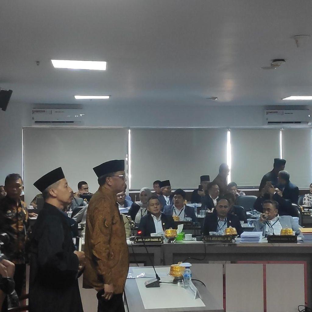 Opsi Voting Usul Pansus DPRD Sulsel Makzulkan Gubernur Nurdin