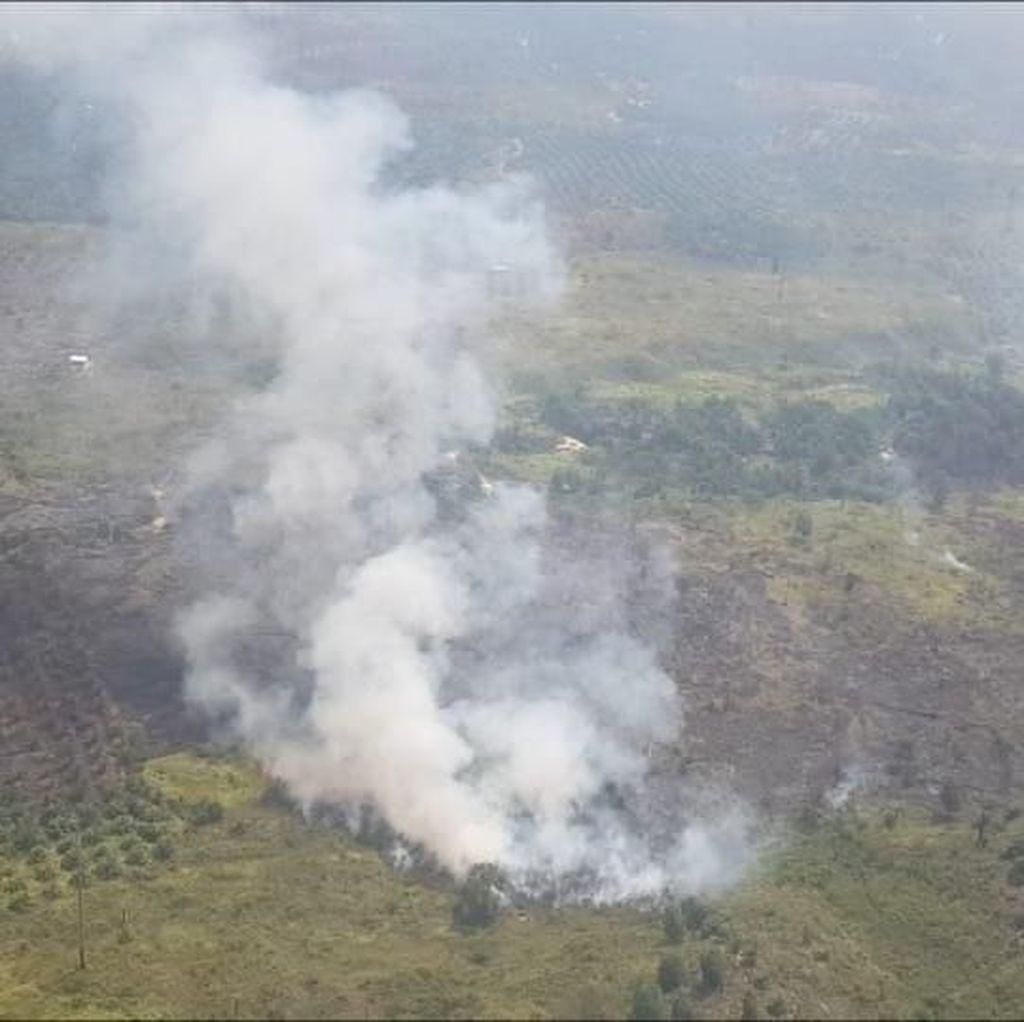 Kabut Asap Belum Hilang, Kalbar Dikepung 404 Titik Panas