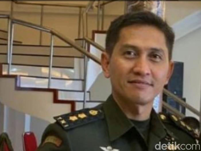 Kapendam XVII/Cenderawasih Letkol Cpl Eko Daryanto