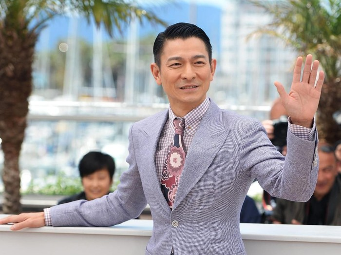 CANNES, FRANCE - MAY 20:  Actor Andy Lau attends the photocall for Blind Detective during  The 66th Annual Cannes Film Festival at Palais des Festivals on May 20, 2013 in Cannes, France.  (Photo by Samir Hussein/Getty Images)
