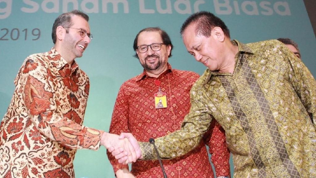 Indosat Resmikan Ahmad Abdulaziz A A Al-Neama Jadi Dirut
