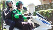 Abang GoJek Sekarang Naik Honda PCX Listrik