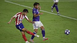 Atletico Madrid Bungkam MLS All-Stars 3-0