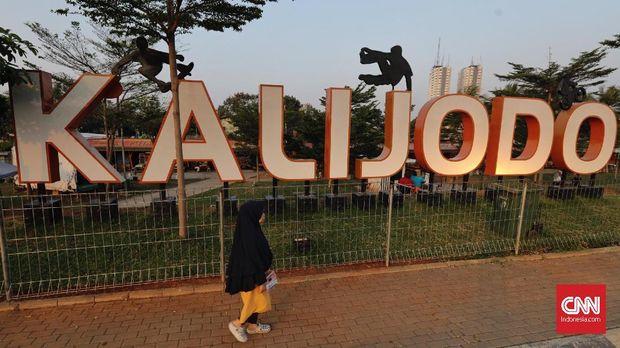 Nada Sumbang di Balik Warna-warni Taman Kalijodo (EBG)