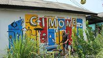 Ikut Rasakan Sejuknya Kampung Hidroponik di Tengah Polusi Kota Tangerang