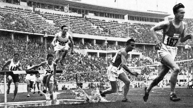 Dalam Olimpiade 1963 Jerman keluar sebagai juara umum.