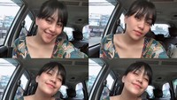 Marsha Gardena muncul baru-baru ini dan menceritakan kisah pada 2017 lalu di mana ia dituding selingkuhan July Jan Sambiran oleh Nunung.Dok. Instagram/kleinemarsha
