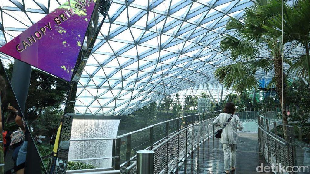 Singapura Siaga Corona, Perlukah RI Setop Penerbangan?