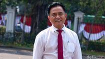 Diundang Jokowi Bahas Menteri? Ini Kata Yusril