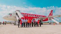 Rayakan 600 Juta Penumpang, AirAsia Promo Kursi Gratis