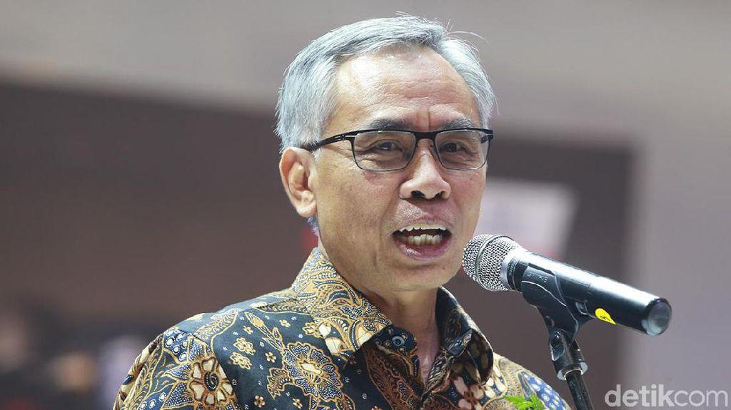 Di Depan Jokowi, Bos OJK Pamer Inklusi Keuangan Capai Target