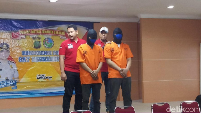 Polisi Tangkap 2 Pemasok Ganja ke Jefri Nichol dan Robby Ertanto