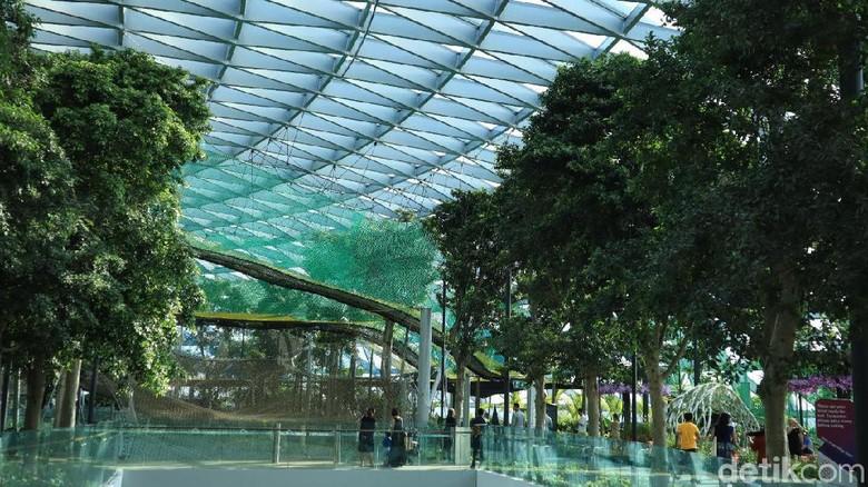 Canopy Park di L5 Jewel Changi (Randy/detikcom)