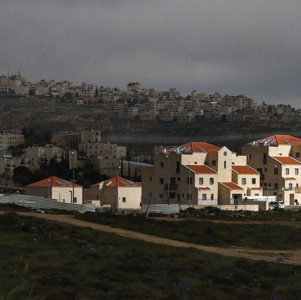 Vatikan Kritik AS yang Tak Lagi Anggap Permukiman Israel Ilegal