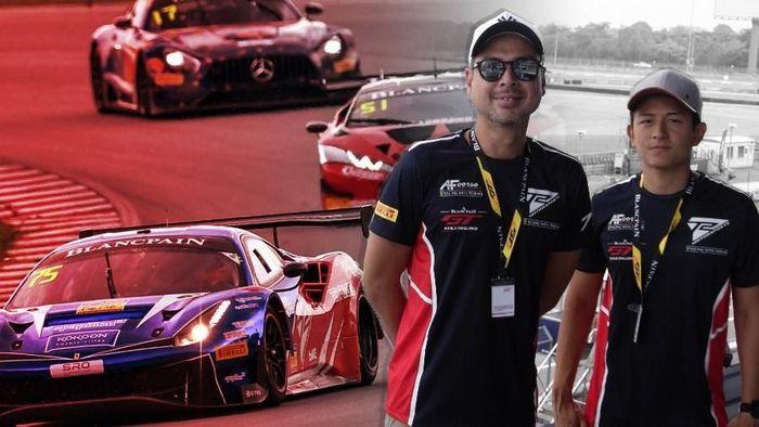 Kiprah Rio-David di Le Mans Asia